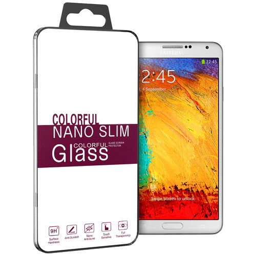 9H Tempered Glass Screen Protector for Samsung Galaxy Note 3